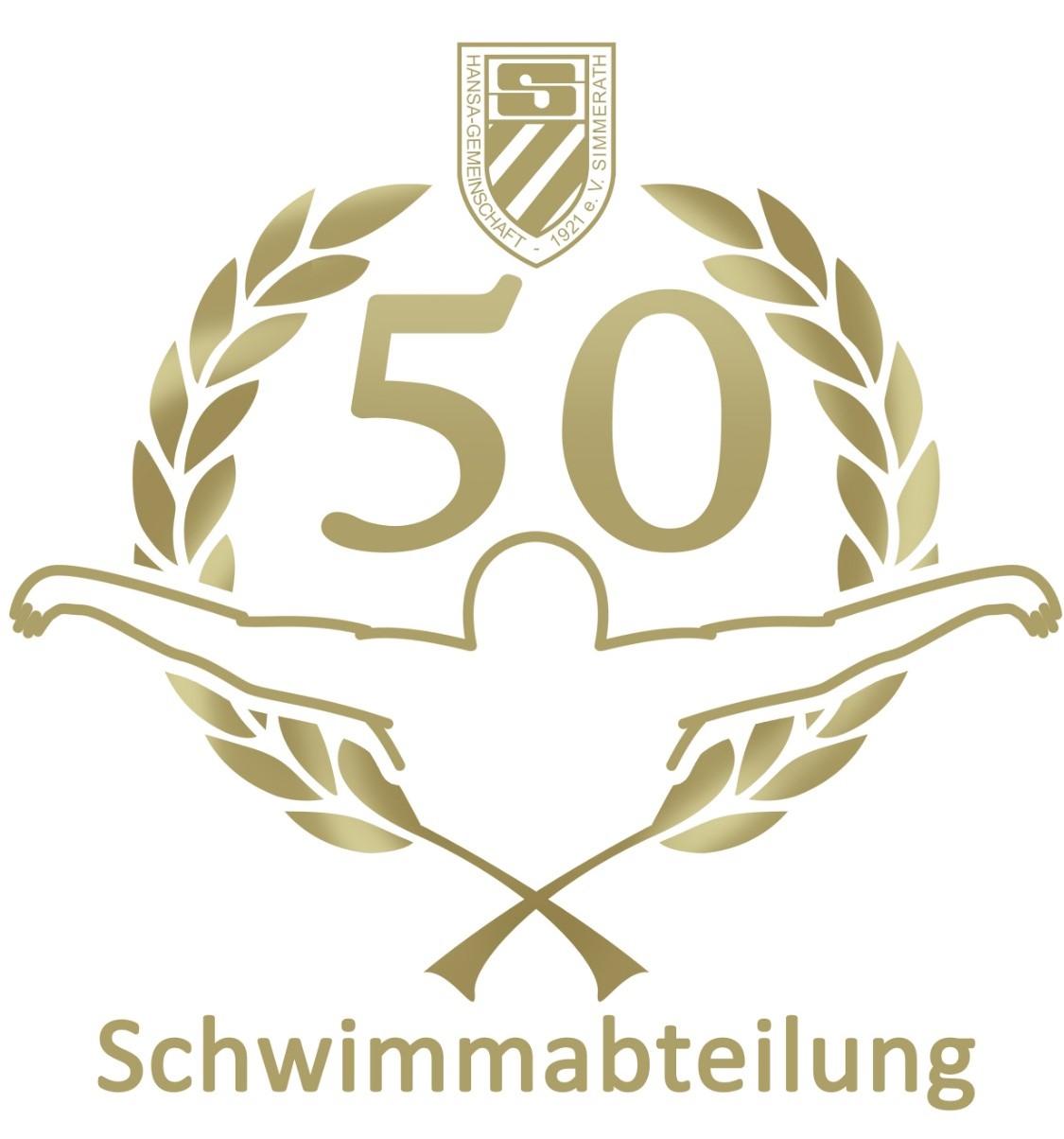 50 Jahre Schwimmabteilung